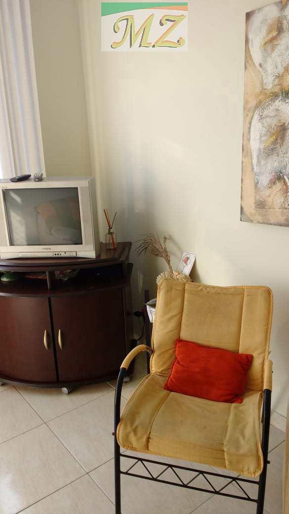 Apartamento com 1 dorm, José Menino, Santos - R$ 250 mil, Cod: 1657