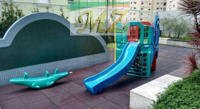Apartamento com 3 dorms, José Menino, Santos - R$ 950 mil, Cod: 1663