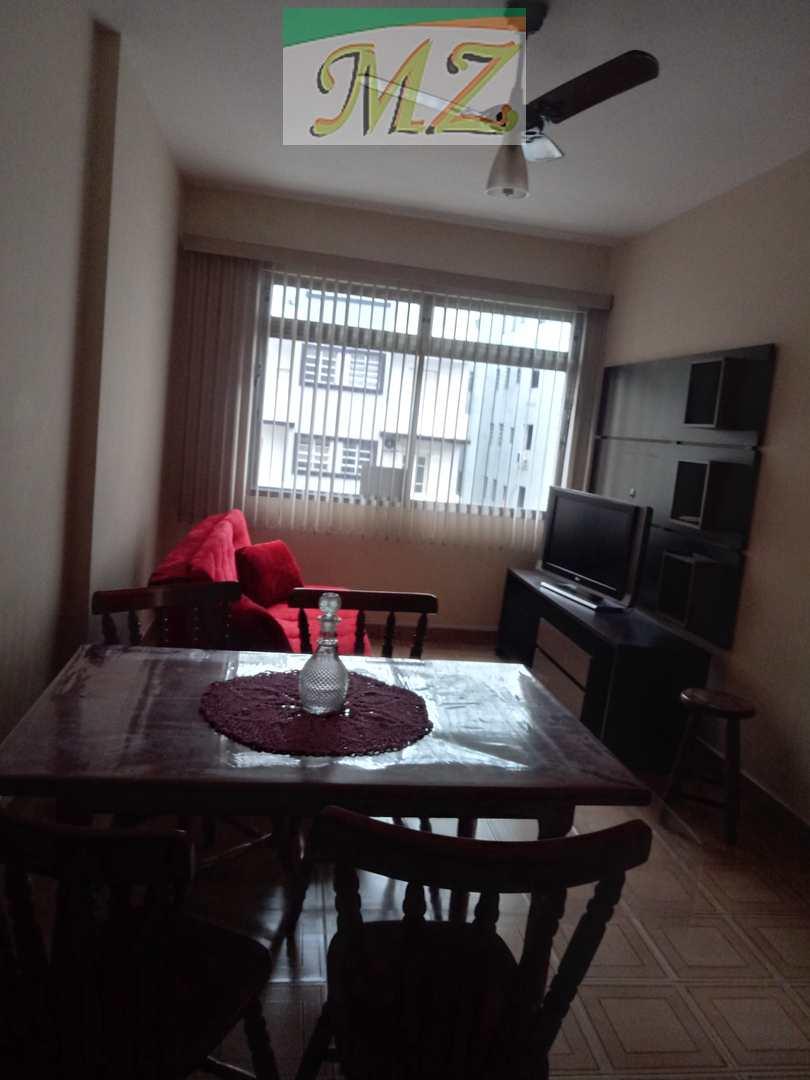 Apartamento com 1 dorm, José Menino, Santos, Cod: 1683