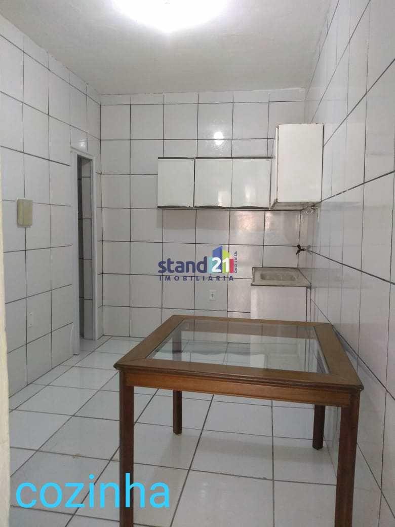 Casa com 2 dorms, Mangabinha, Itabuna - R$ 180 mil, Cod: 72