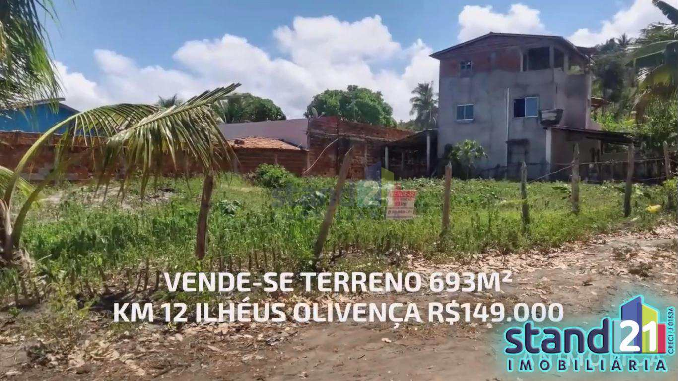 Terreno, Olivença, Ilhéus - R$ 149 mil, Cod: 311