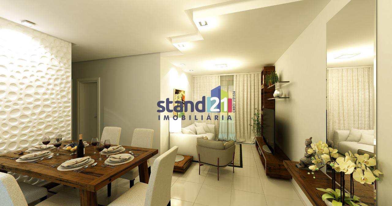 Apartamento com 3 dorms, Centro, Itabuna - R$ 290 mil, Cod: 330