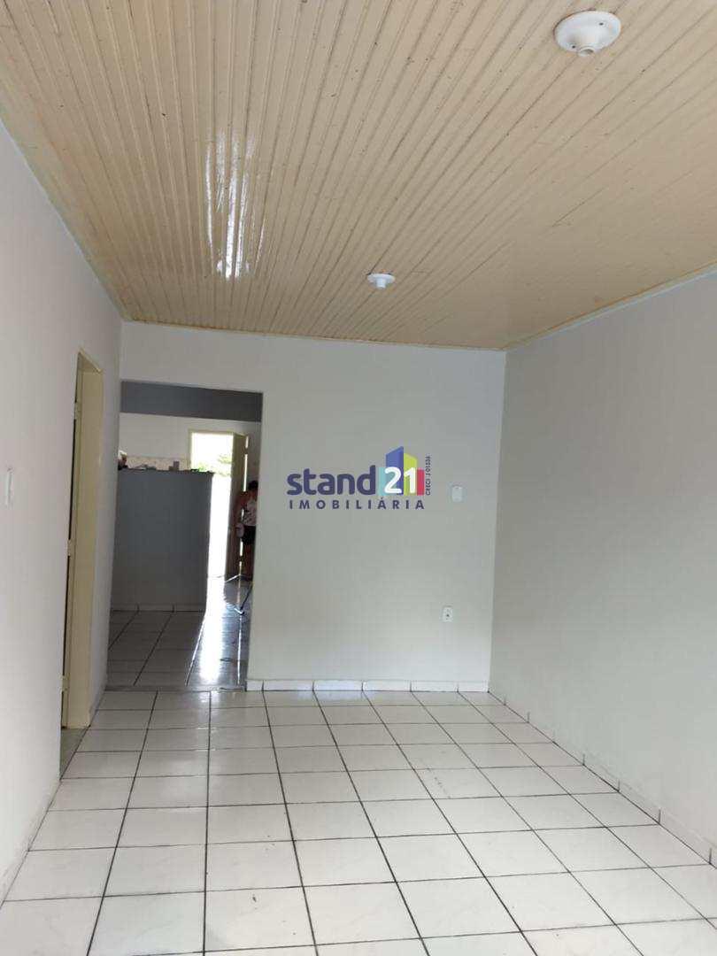 Casa com 3 dorms, Nossa Senhora de Fátima, Itabuna - R$ 130 mil, Cod: 334