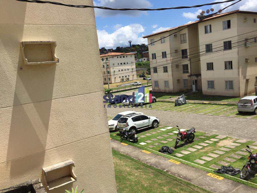 Apartamento com 2 dorms, Pedro Gerônimo, Itabuna - R$ 115 mil, Cod: 608