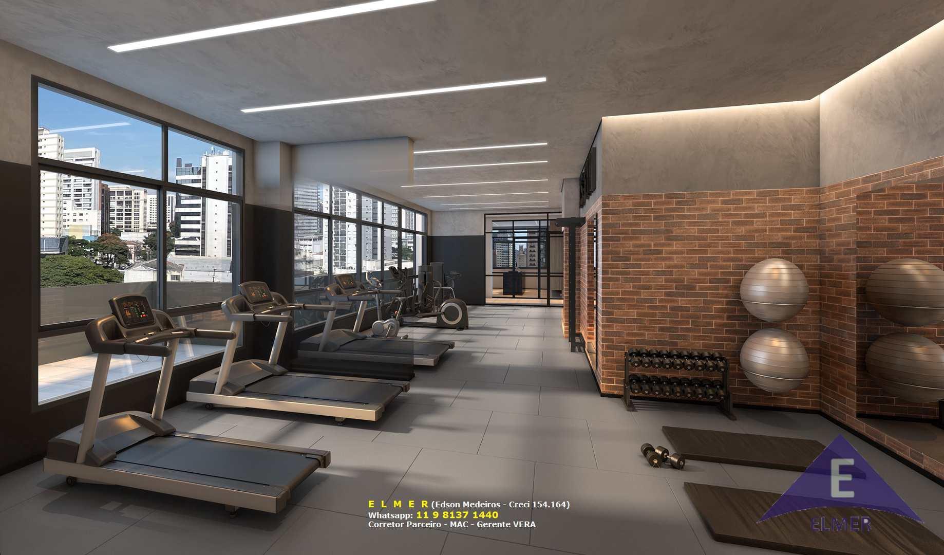 Fitness - IS CONSOLAÇÃO -ELMER