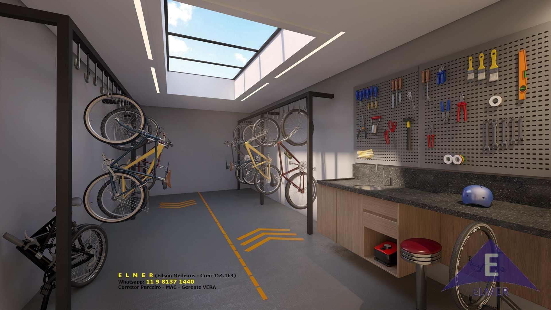 Bicicletario - IS CONSOLAÇÃO - ELMER