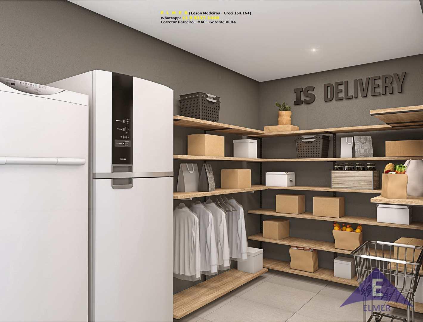 Delivery - IS CONSOLAÇÃO - ELMER