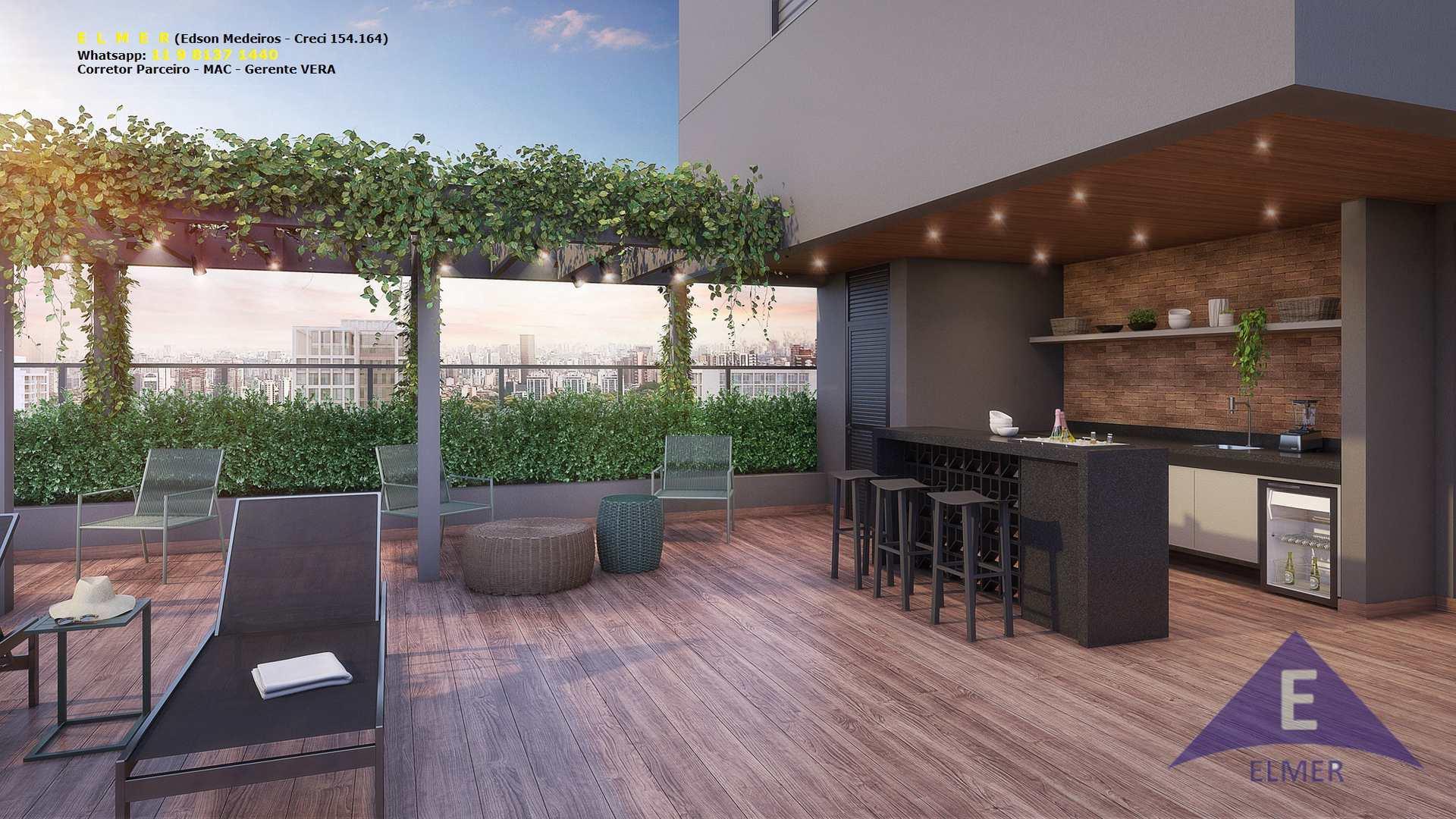 Lounge Bar Rooftop -IS CONSOLAÇÃO - ELMER