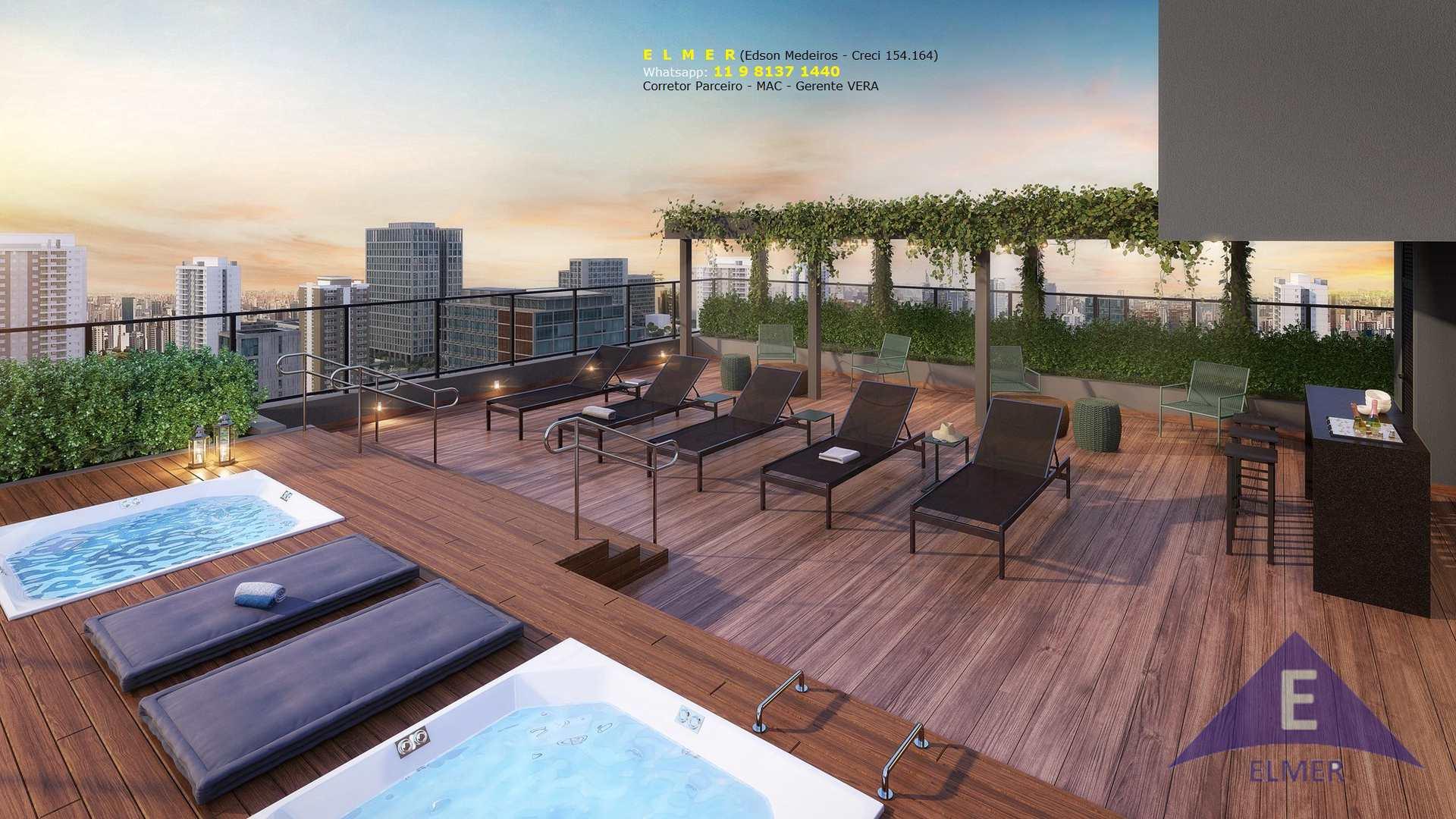 Lounge Rooftop - IS CONSOLAÇÃO - ELMER