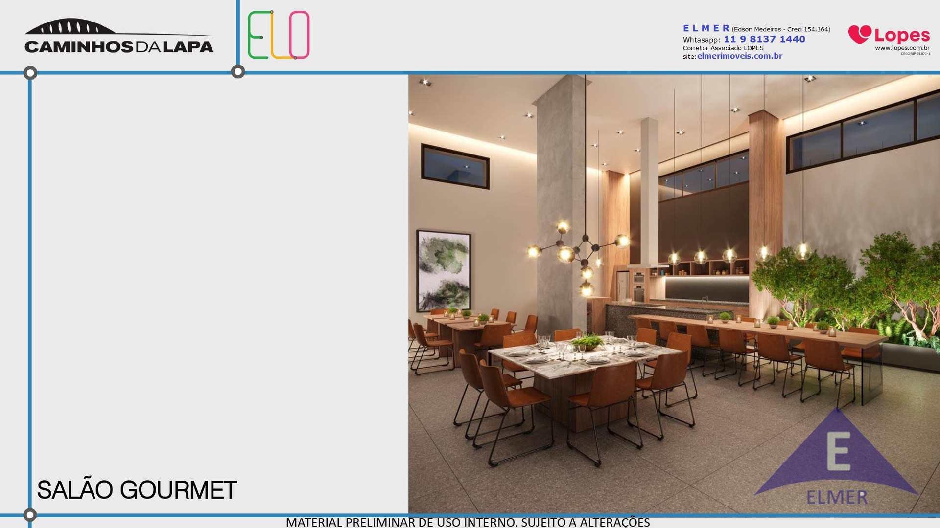 ELO - Salão Gourmet - Elmer