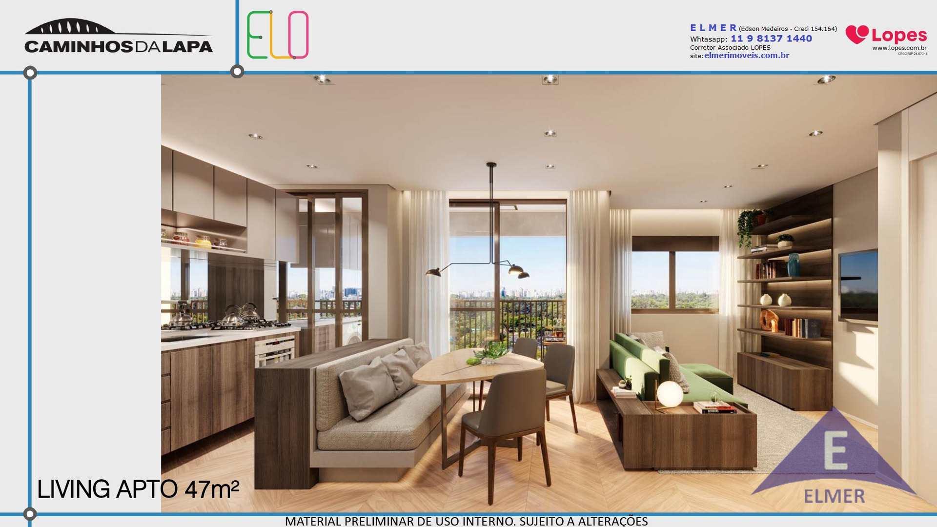 ELO - Living 47 m² - Elmer