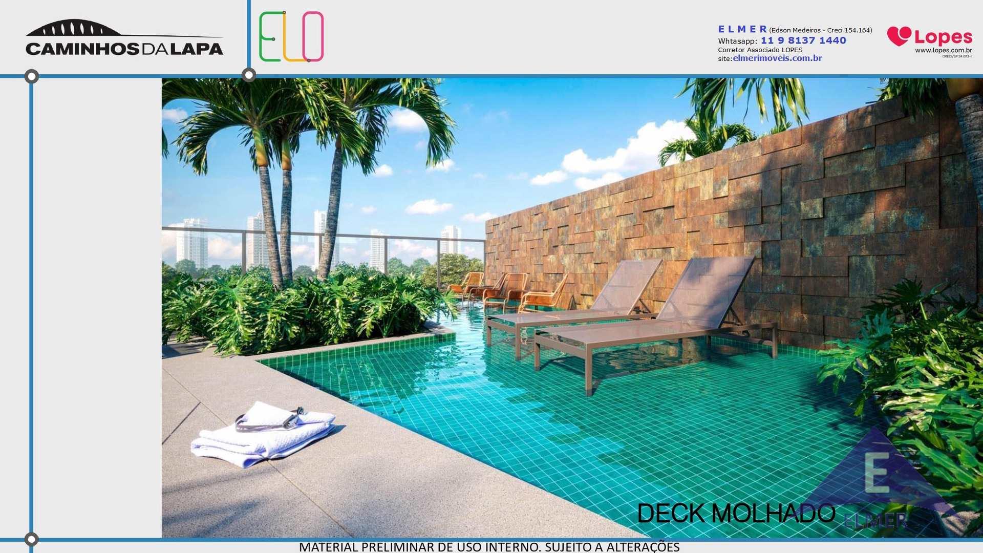 ELO - Deck molhado - Elmer