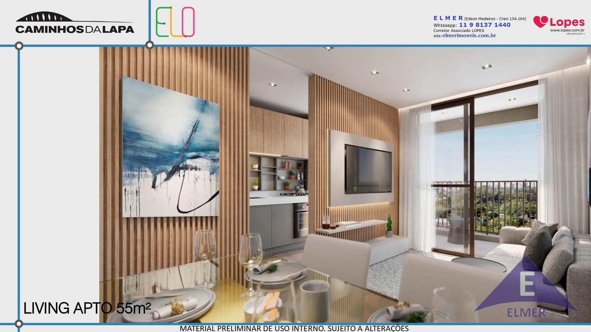 ELO - Living 55 m² - Elmer