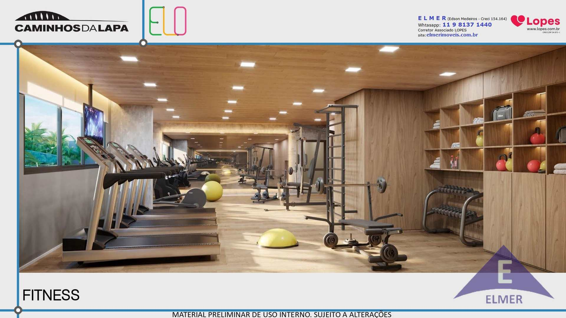 ELO - Fitness - Elmer