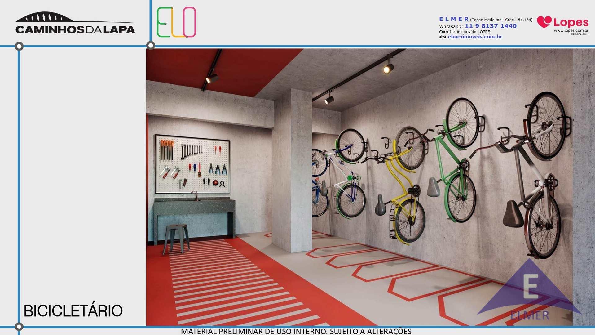 ELO - Bicicletario - Elmer