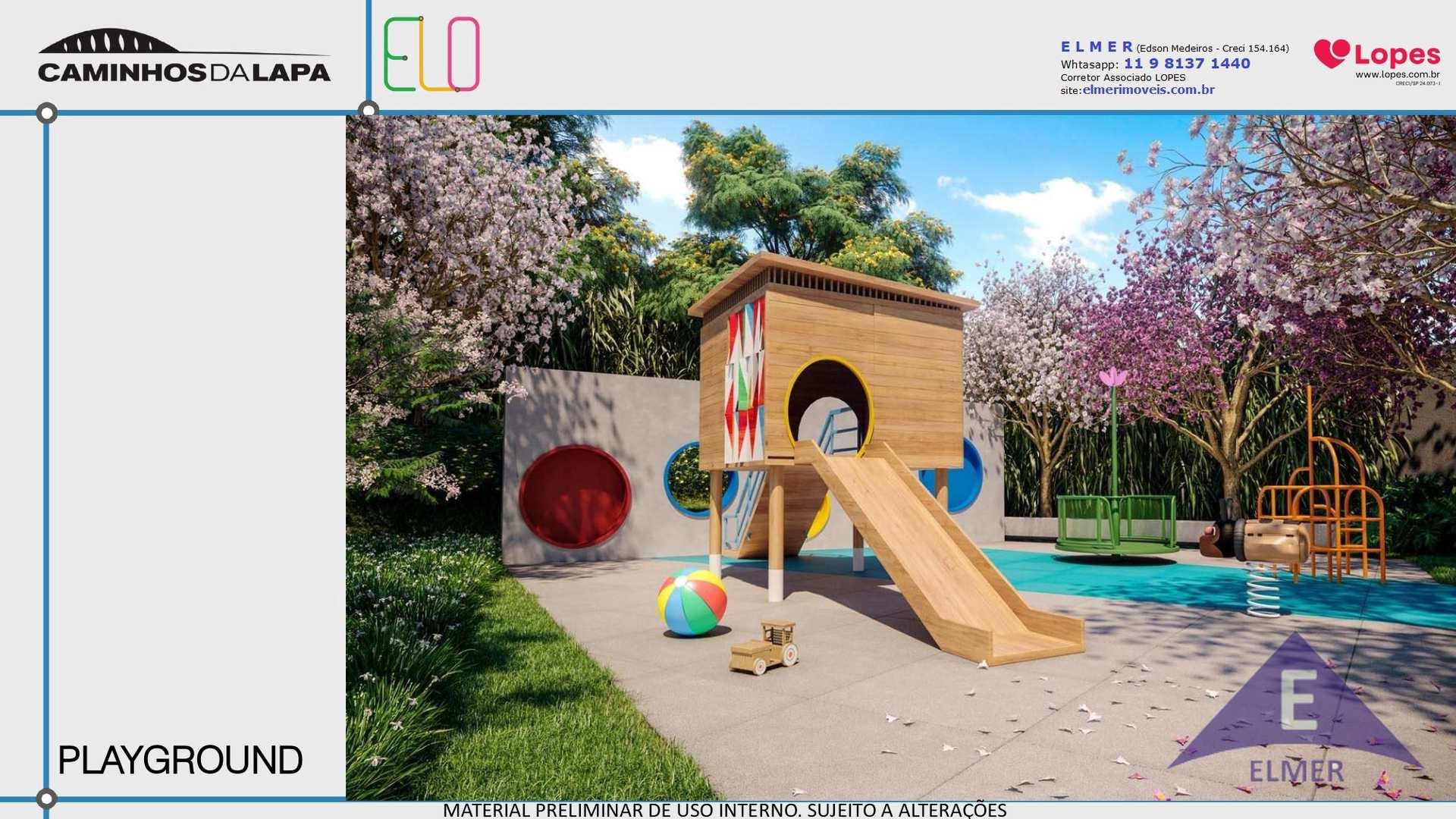 ELO - Playground - Elmer