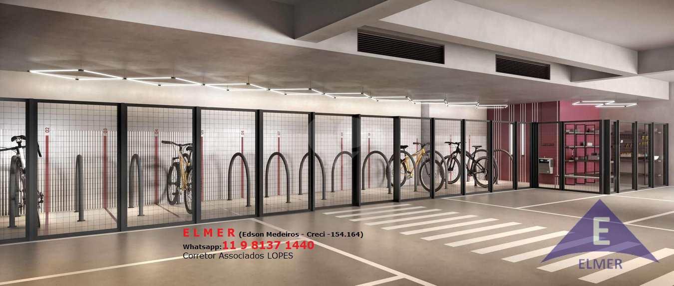 Bicicletaria - oficina - Elmer