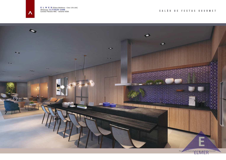 Salão de Festas Gourmet -ELMER - Lounge71