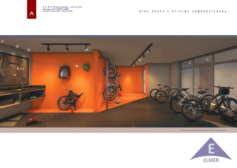 Bike e Oficina - ELMER - Lounge71
