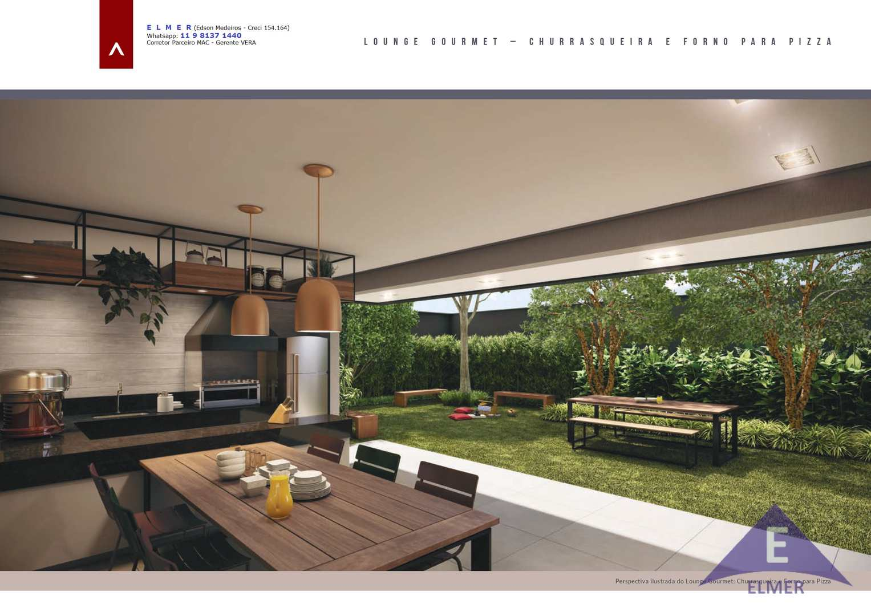 Churrasqueira e Forno de Pizza - ELMER - Lounge71