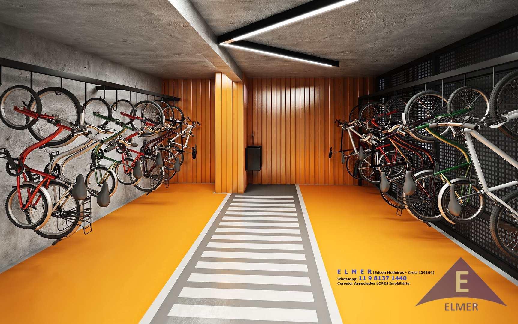 Bicicletário - Elmer