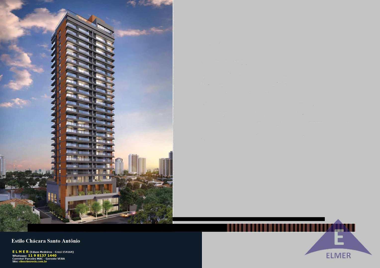 ESTILO CHÃCARA SANTO ANTÔNIO - Aptos de 72 e 120 m² - 2 e 3 Dormitórios - Lazer completo - Studios de 26 a 28 m² - LANÇAMENTO DA MAC