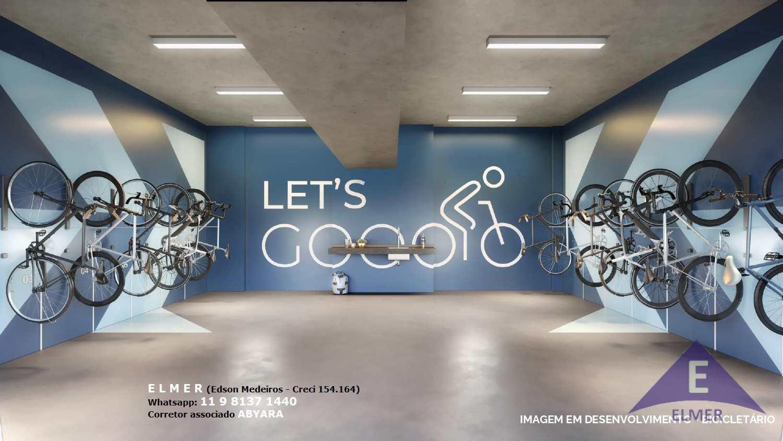 Bicicletário = HERA - Elmer