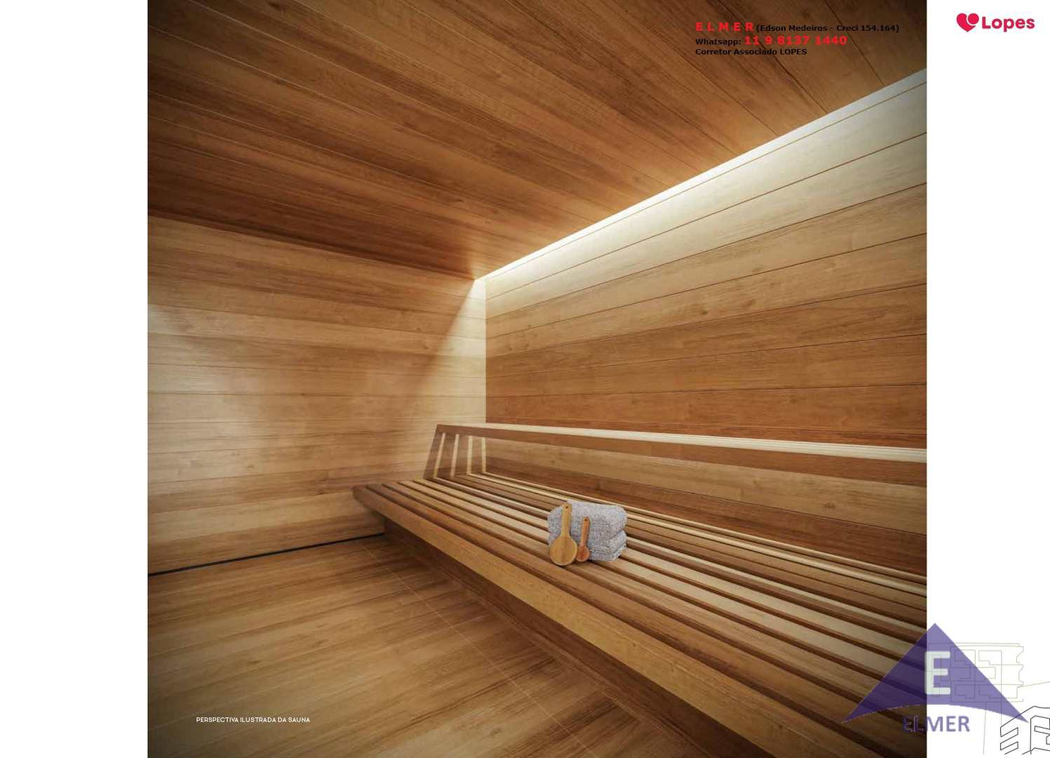 Sauna - HARMONIA DA VILA -Elmer