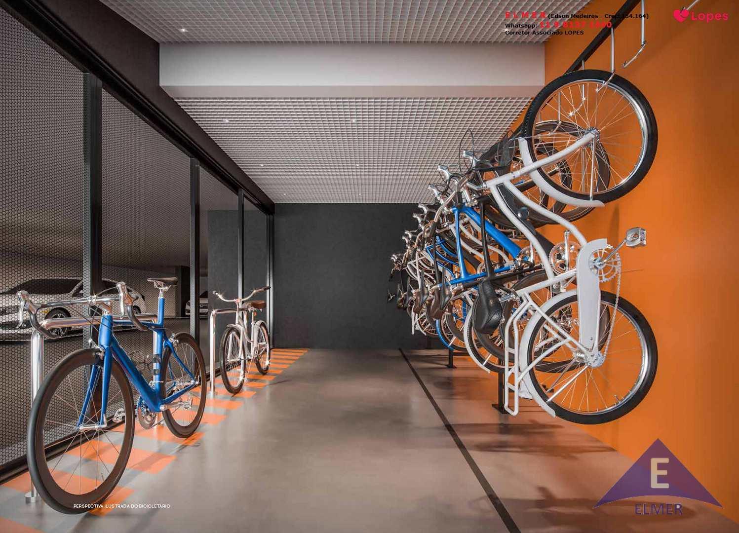 Bicicletario - HARMONIA DA VILA - Elmer