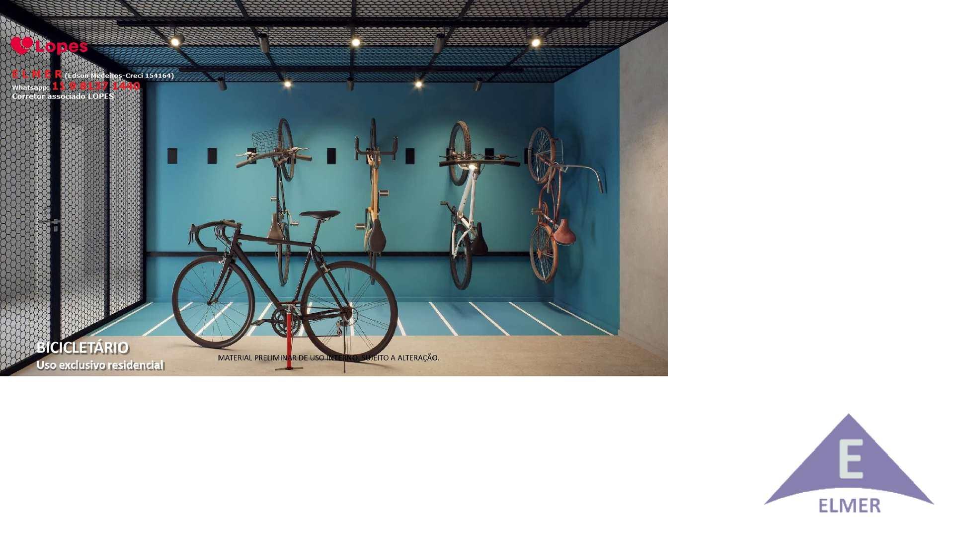 9 - Biciletario - Haus Mitre -Campo-Belo - Elmer