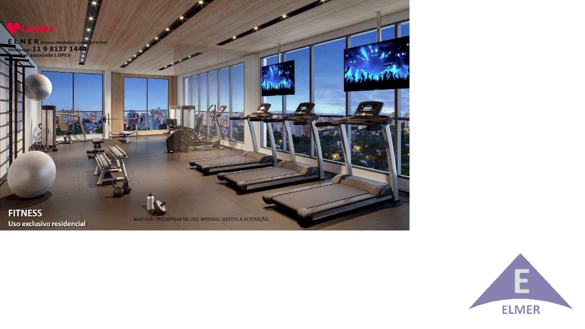 3 - Fitness - Haus Mitre -Campo-Belo - Elmer