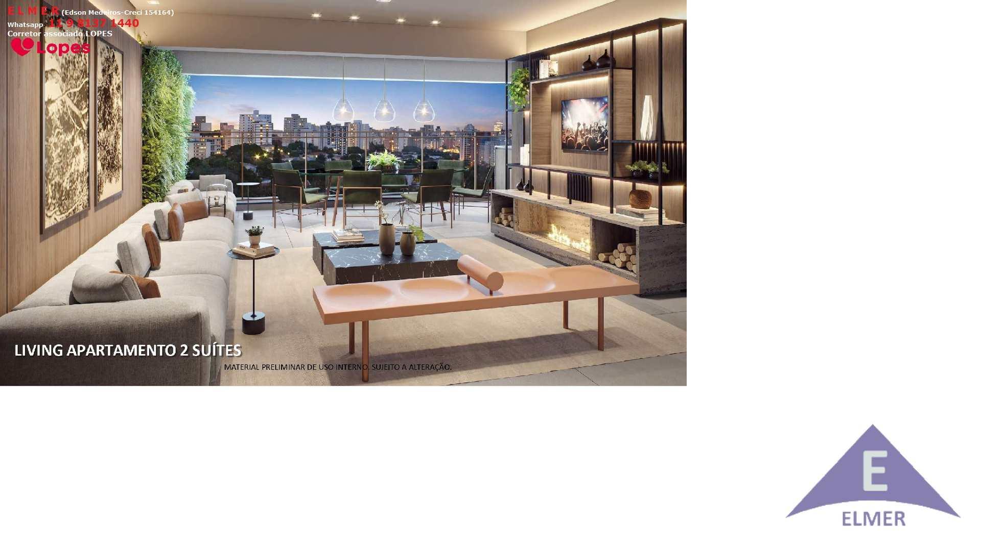 11 - Living 2 suites - Haus Mitre -Campo-Belo...
