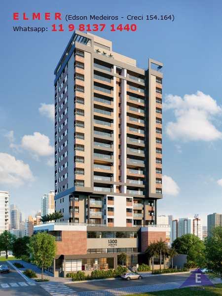 1300JURUPIS EM OBRAS - INDIANÓPOLIS  - APTOS 163 m² e GARDENS