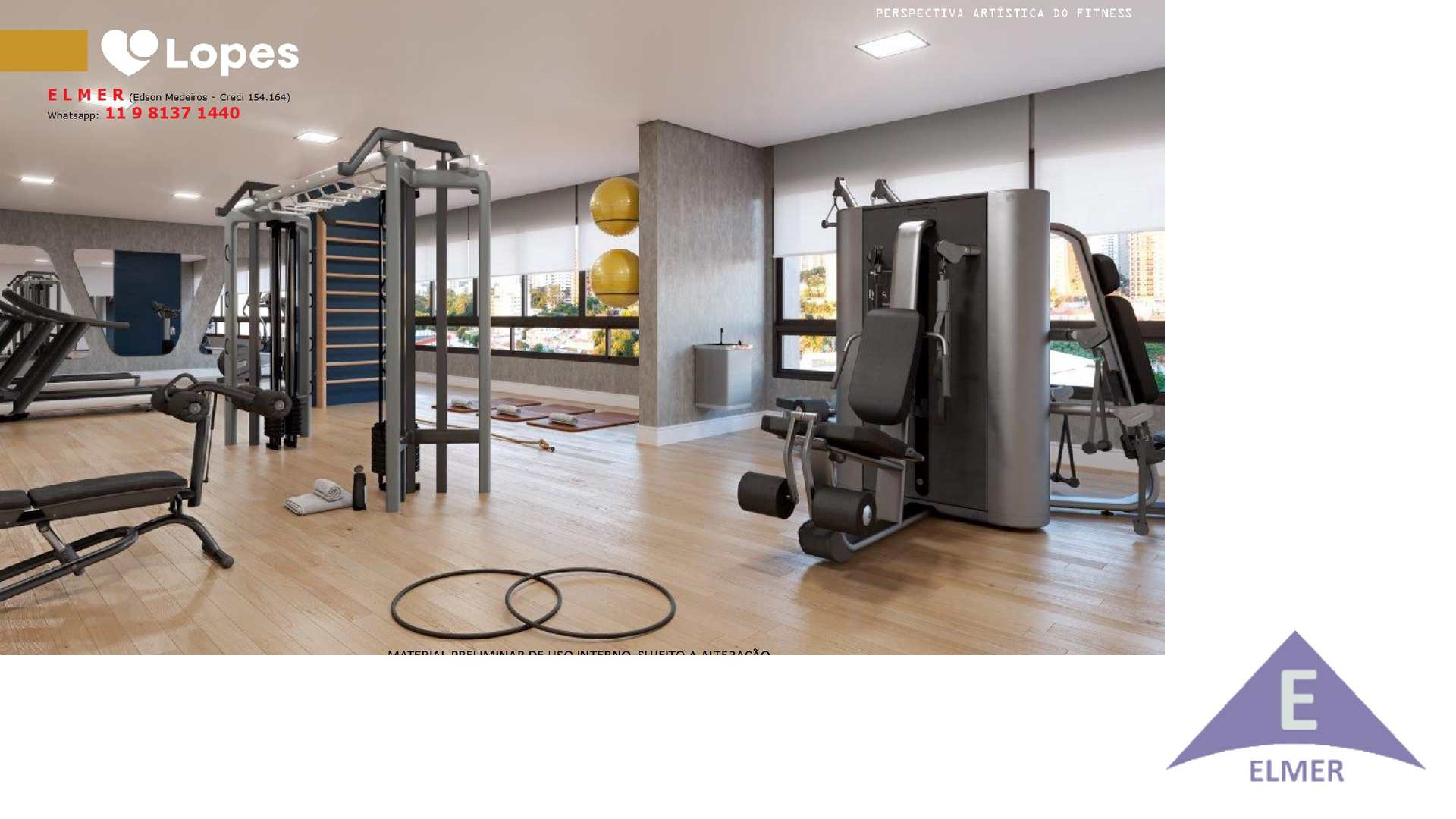 Fitness - ALTIS SANTANA - Elmer