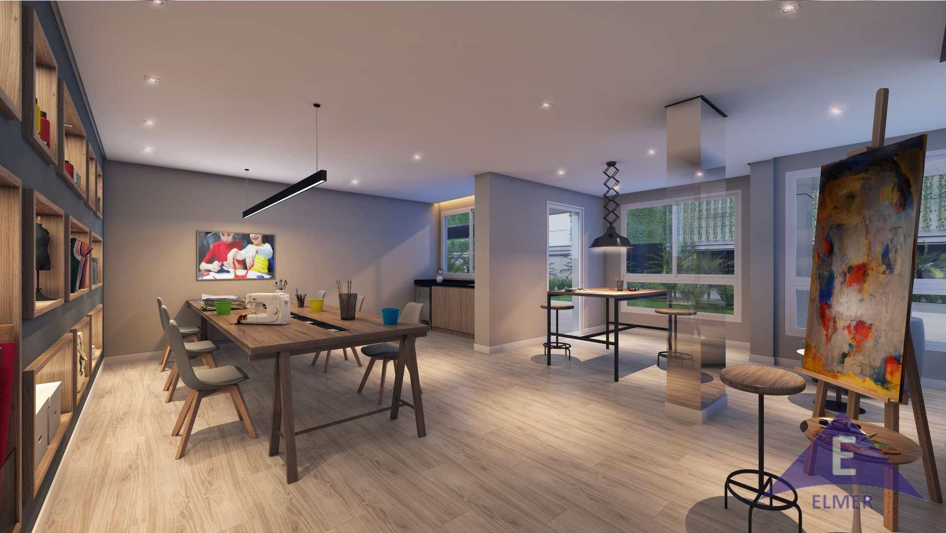 RAIZ SP - Aptos 108 m² - 3 dorm - Lazer completo, Cod 324