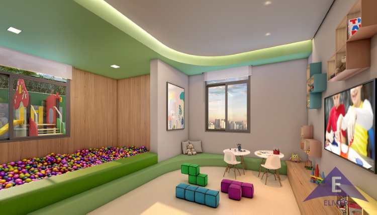 CONTEMP - Apto 155 m² - 4 Dorm (2-3 suítes)- 2 vagas Cod: 278