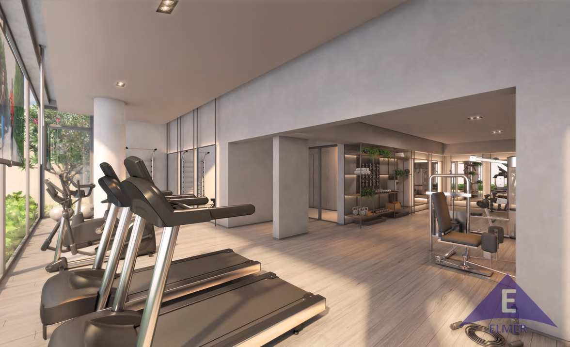 NOON - Perdizes-V Madalena - 25 m² - Investimento de qualidade