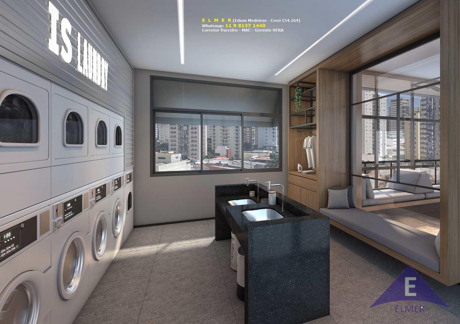 IS CONSOLAÇÃO - Studio 37 m² , Vila Buarque,  SP, Cod: 297