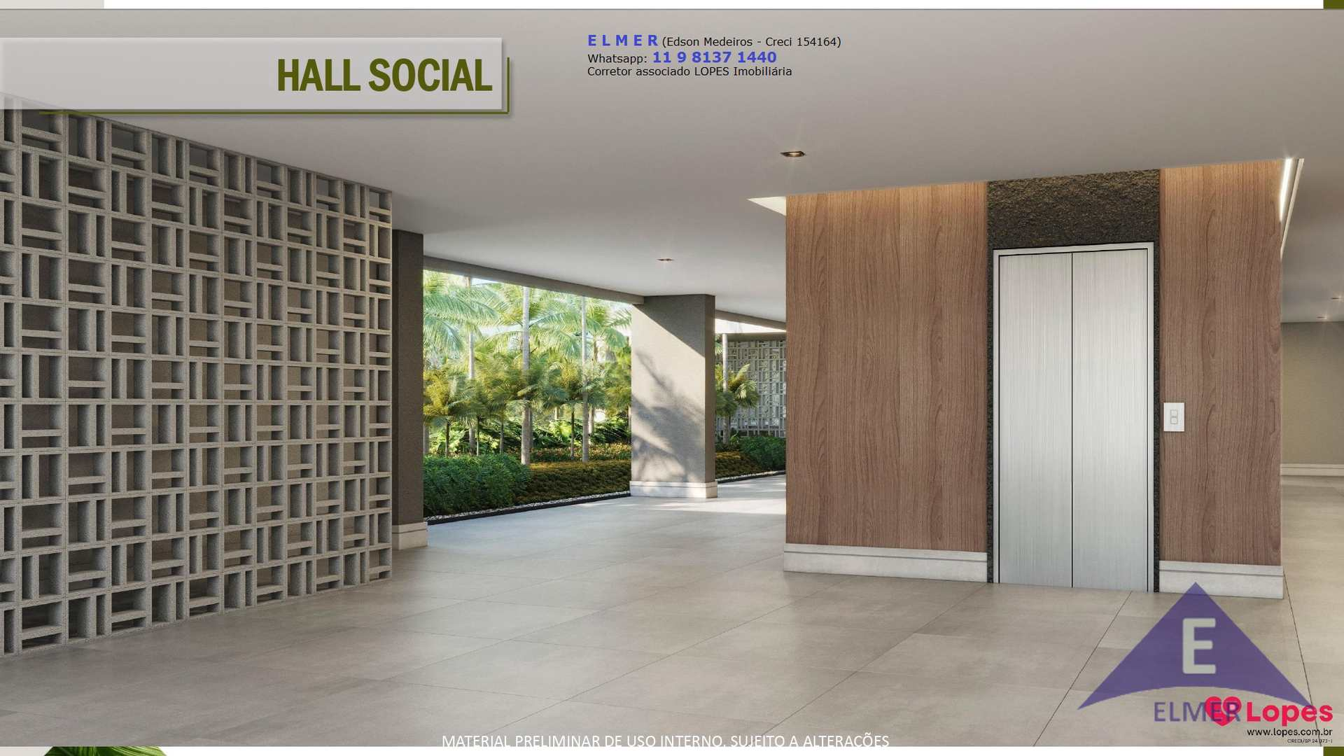 GARDENER Jardins Resid - 90 m² - 2 suítes -2 vagas Cod: 326