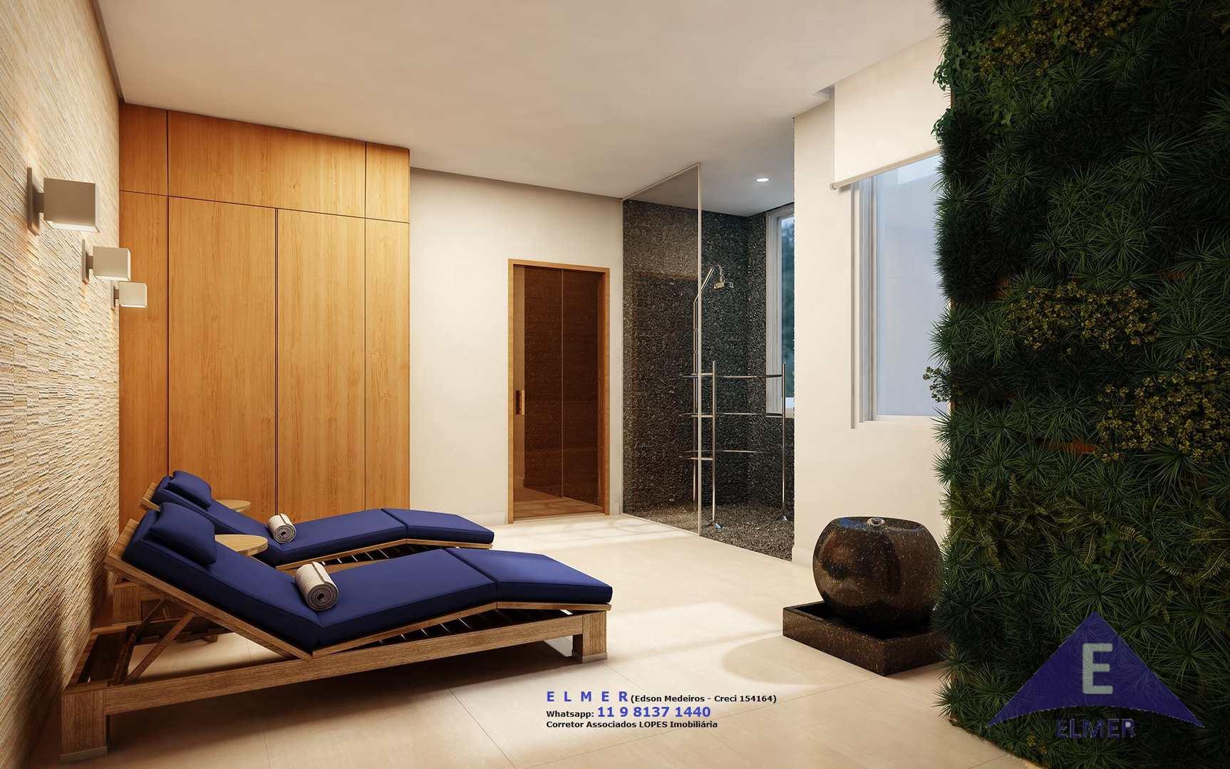 HOME CLUB - 62 m² - 2 Dorm (1suíte),Vila Anastácio-SP, Cod: 333