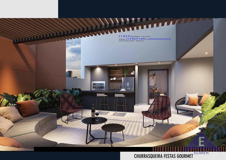 ESTILO CH STO ANTONIO - 72 m² - 2 Dorm (1suíte) , SP, Cod: 343