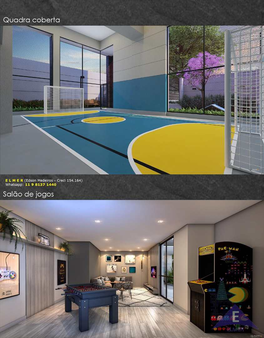 LURE PERDIZES - Apto. 101 m² - 3  dorm(1suíte) Sumaré, Cod: 357