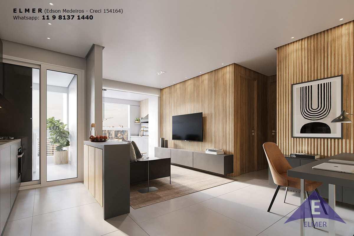 ALTA ROMANA - 61 m² - 2 dorms, Água Branca, SP, Cod: 371
