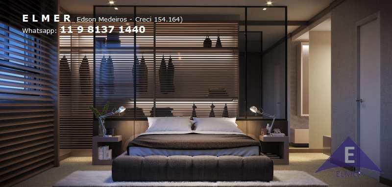 Apartamento com 3 dorms, Indianópolis, São Paulo, Cod: 381