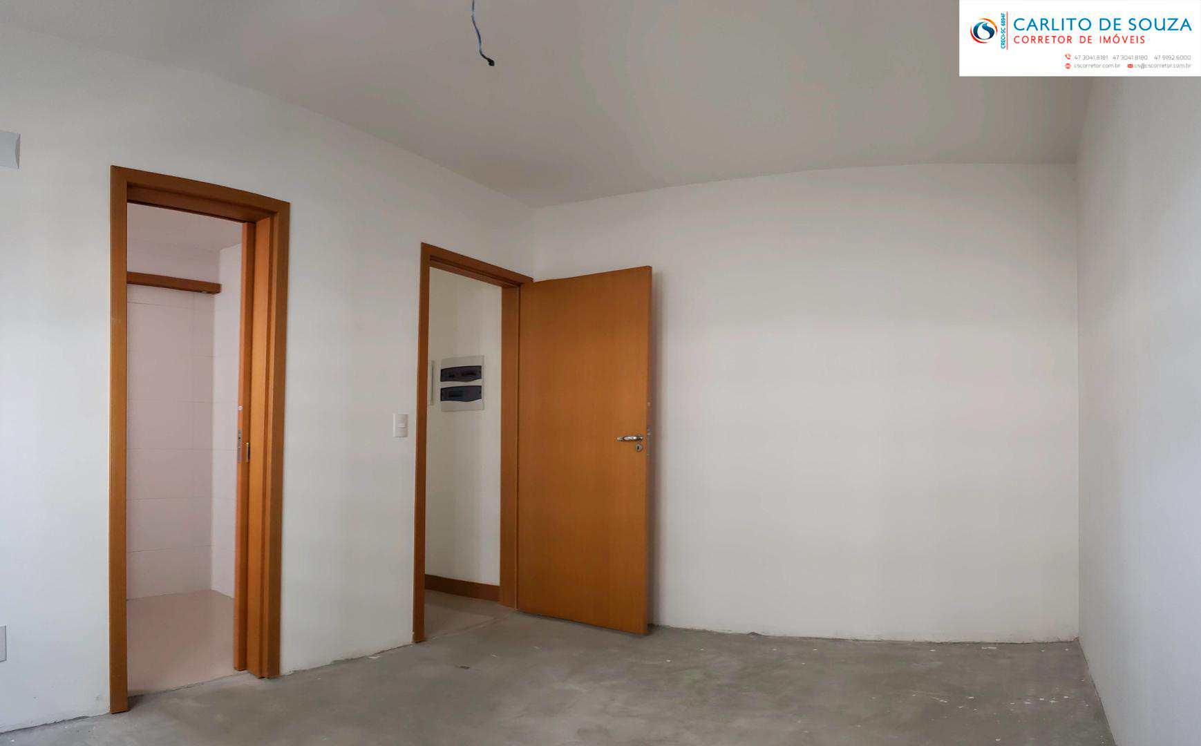 Apartamento 3 Dormitórios ( 1 Suite + duas Demi), 121,65 m2 privativos, Itoupava Norte, Blumenau - Novo , Pronto pra Morar!