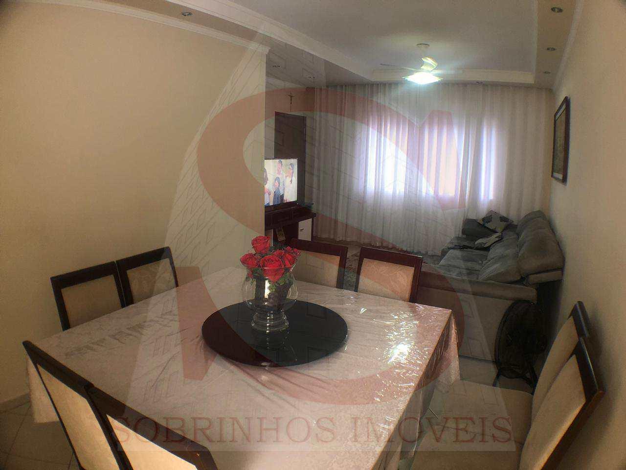 Casa de Condomínio com 3 dorms, Marbella Wanel Ville Sorocaba