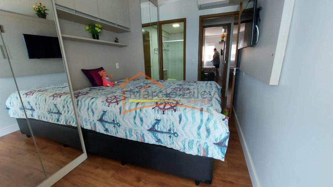 Apto 3 dormitórios de alto padrão no Boqueirão! frente mar
