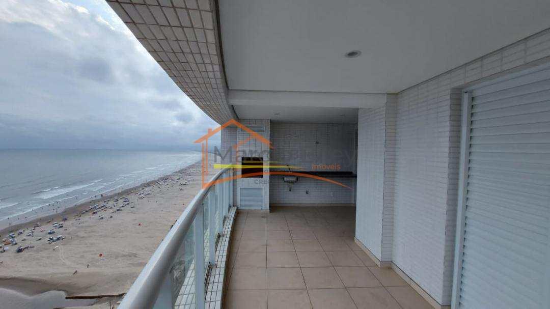 Apto de alto padrão 3 dormitórios, sendo 2 suítes  frente mar com 850 mil