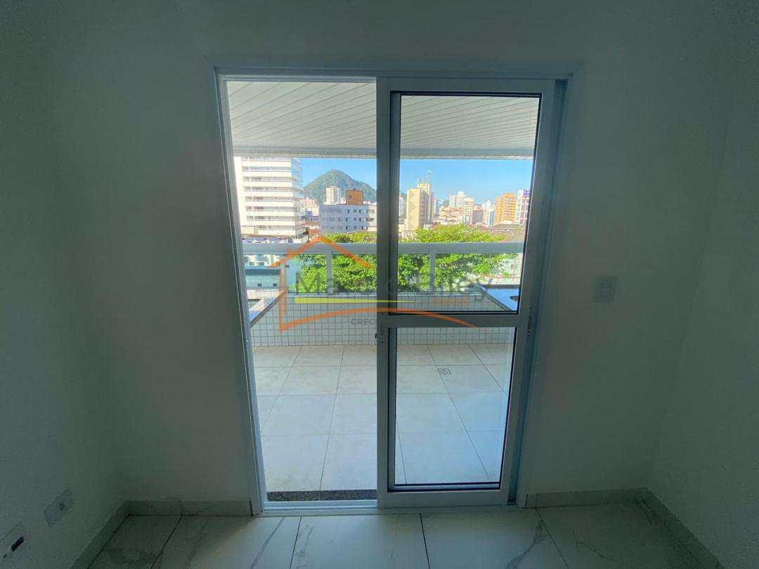 Apto 2 dormitórios, sendo uma suíte, localizado no coração de Praia Grande!