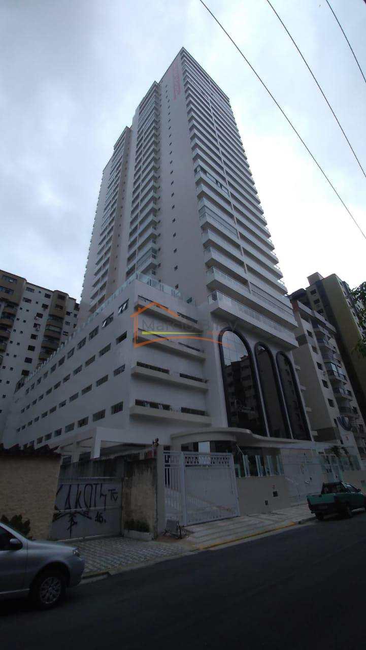 Apto de alto padrão no Canto do Forte, com 3 dormitórios, sendo duas suítes